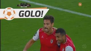 GOLO! SC Braga, André Pinto aos 85', Estoril Praia 1-3 SC Braga