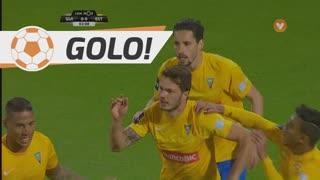 GOLO! Estoril Praia, Kléber aos 3', Vitória SC 0-1 Estoril Praia