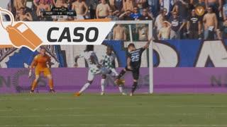FC Porto, Caso, Otávio aos 32'
