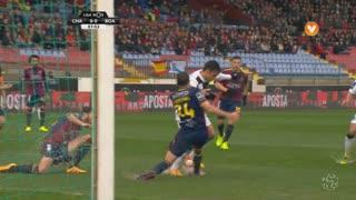 Boavista FC, Jogada, A. Schembri aos 2'