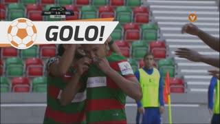 GOLO! Marítimo M., Raul aos 59', Marítimo M. 2-0 Os Belenenses