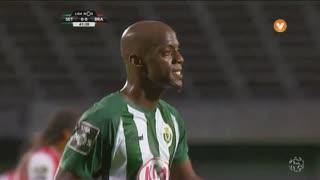 Vitória FC, Jogada, Edinho aos 42'