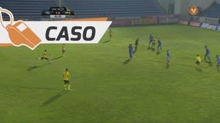 FC P.Ferreira, Caso, Welthon aos 43'