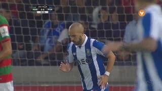 FC Porto, Jogada, André André aos 10'