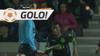 GOLO! Sporting CP, Gelson Martins aos 60', Marítimo M. 2-2 Sporting CP