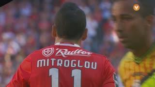 SL Benfica, Jogada, K. Mitroglou aos 27'