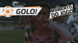 GOLO! Moreirense FC, Roberto aos 15', FC P.Ferreira 0-1 Moreirense FC