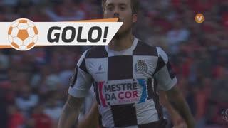 GOLO! Boavista FC, Iuri Medeiros aos 14', SL Benfica 0-1 Boavista FC