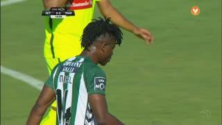 Vitória FC, Jogada, Mikel Agu aos 14'