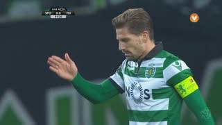 Sporting CP, Jogada, Adrien Silva aos 2'