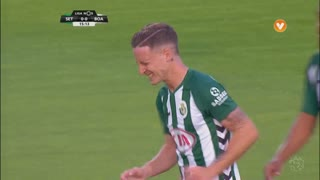 Vitória FC, Jogada, Nuno Santos aos 15'