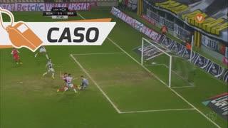 SC Braga, Caso, Rui Fonte aos 71'