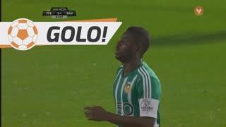GOLO! Rio Ave FC, Wakaso aos 81', FC P.Ferreira 2-1 Rio Ave FC