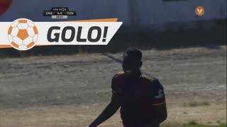 GOLO! GD Chaves, João Mário aos 28', GD Chaves 1-0 CD Tondela