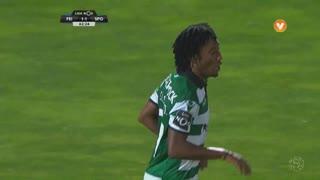 Sporting CP, Jogada, Gelson Martins aos 63'