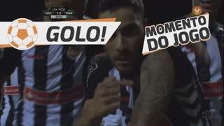 GOLO! CD Nacional, Salvador Agra aos 31', CD Nacional 1-0 Marítimo M.