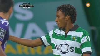 Sporting CP, Jogada, Gelson Martins aos 4'
