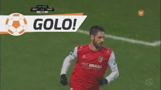 GOLO! SC Braga, Ricardo Ferreira aos 79', SC Braga 2-1 Moreirense FC