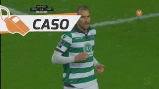 Sporting CP, Caso, Bas Dost aos 56'