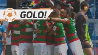GOLO! Marítimo M., Flavio (p.b.) aos 24', CD Feirense 1-1 Marítimo M.