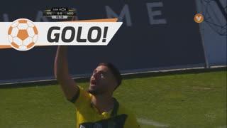 GOLO! FC P.Ferreira, Ricardo Valente aos 6', FC P.Ferreira 1-0 FC Arouca