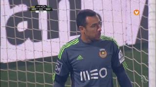 FC Arouca, Jogada, Jorginho Intima aos 36'