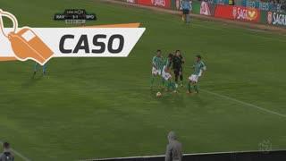 Sporting CP, Caso, Markovic aos 90'+4'