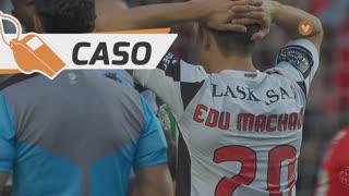 SL Benfica, Caso, F. Cervi aos 51'