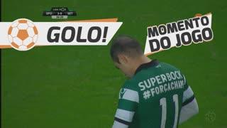GOLO! Sporting CP, Bruno César aos 36', Sporting CP 1-0 Vitória FC