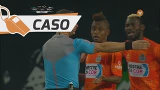 Boavista FC, Caso, A. Bukia aos 47'