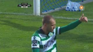 Sporting CP, Jogada, Bas Dost aos 5'