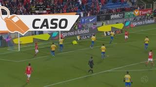 SL Benfica, Caso, Rafa aos 59'