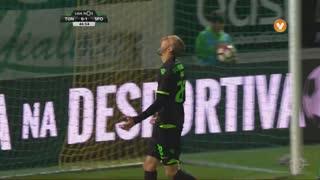 Sporting CP, Jogada, Bas Dost aos 47'