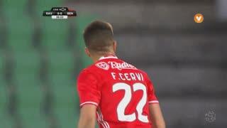 SL Benfica, Jogada, F. Cervi aos 27'