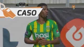 CD Tondela, Caso, Hélder Tavares aos 24'