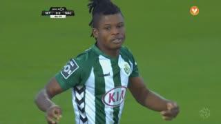 Vitória FC, Jogada, Mikel Agu aos 67'