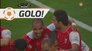 GOLO! SC Braga, Wilson Eduardo aos 68', SC Braga 3-0 Boavista FC