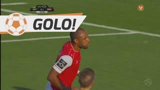 GOLO! SC Braga, Wilson Eduardo aos 33', Estoril Praia 0-2 SC Braga