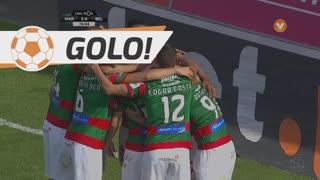 GOLO! Marítimo M., A. Keita aos 76', Marítimo M. 3-0 Belenenses