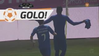 GOLO! CD Feirense, A. Karamanos aos 74', CD Feirense 2-0 Rio Ave FC