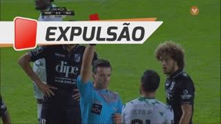 Moreirense FC, Expulsão, Neto aos 33'
