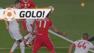 GOLO! SL Benfica, K. Mitroglou aos 78', SL Benfica 3-0 SC Braga
