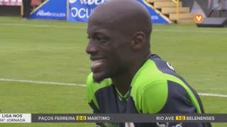 Vitória FC, Jogada, Edinho aos 37'