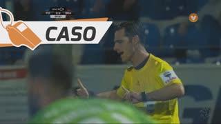 SC Braga, Caso, Djavan aos 9'