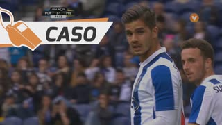 FC Porto, Caso, André Silva aos 72'