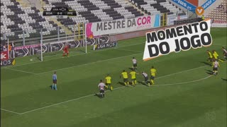 Boavista FC, Jogada, Fábio Espinho aos 11'