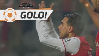 GOLO! SC Braga, Ricardo Horta aos 88', SC Braga 6-2 CD Feirense
