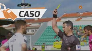 CD Tondela, Caso, Cláudio Ramos aos 15'