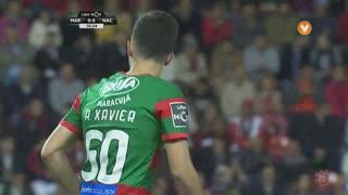 Marítimo M., Jogada, António Xavier aos 10'
