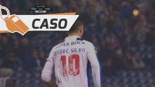 FC Porto, Caso, André Silva aos 48'